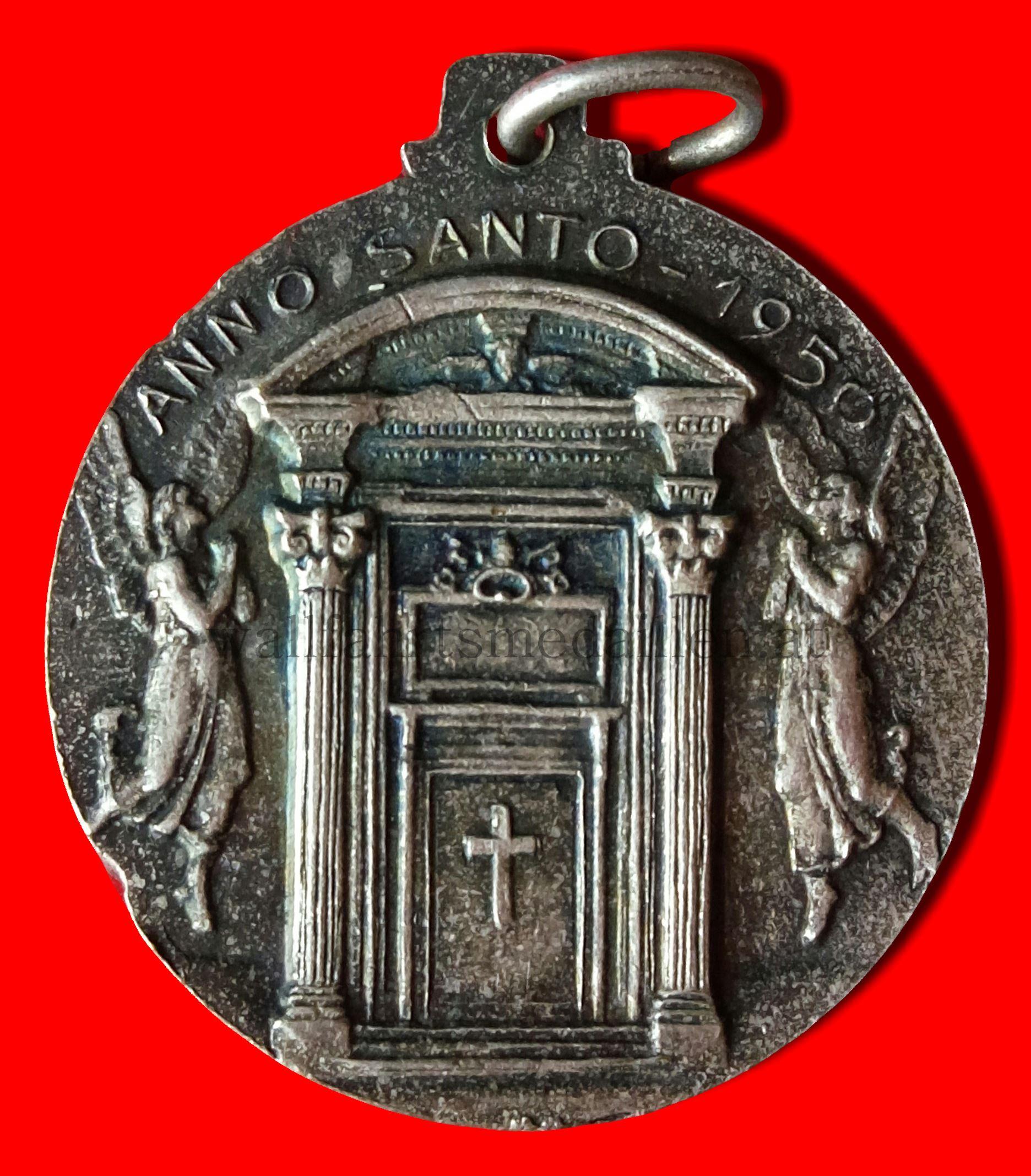 Die heilige Pforte in Rom