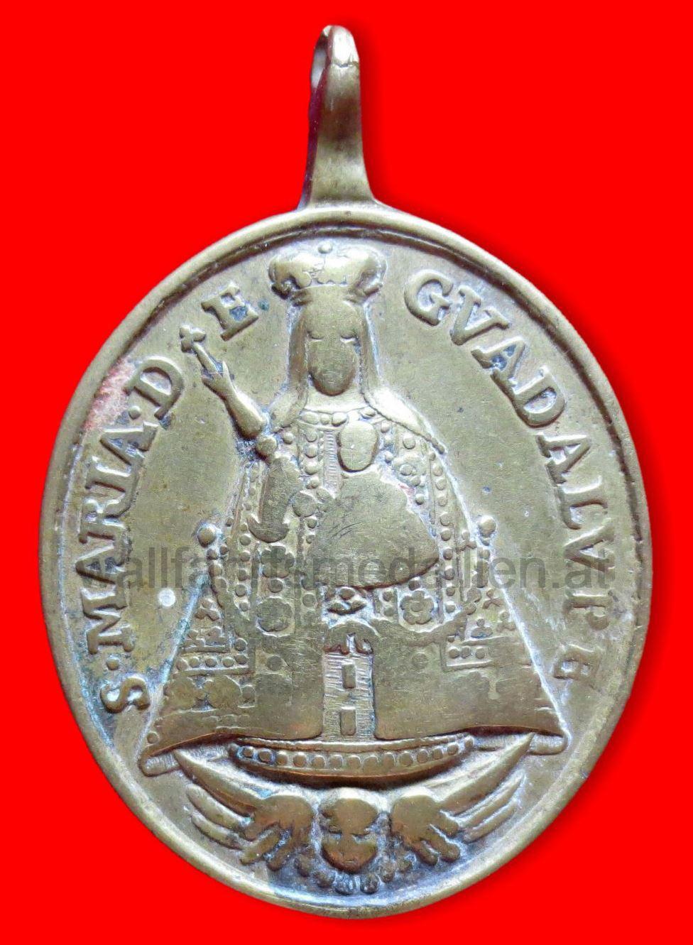 Wallfahrt Guadalupe