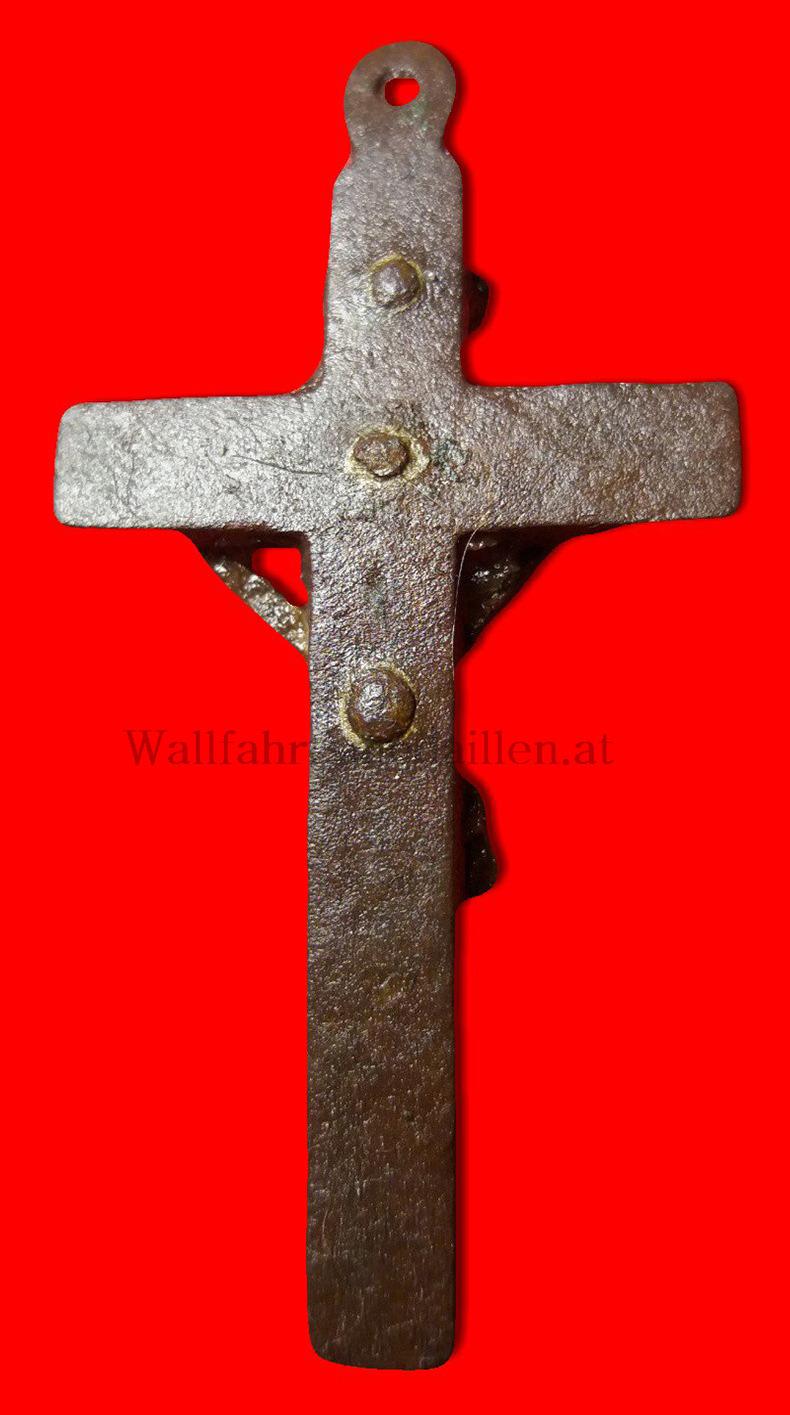 Rosenkranzkreuz XIX Jhd