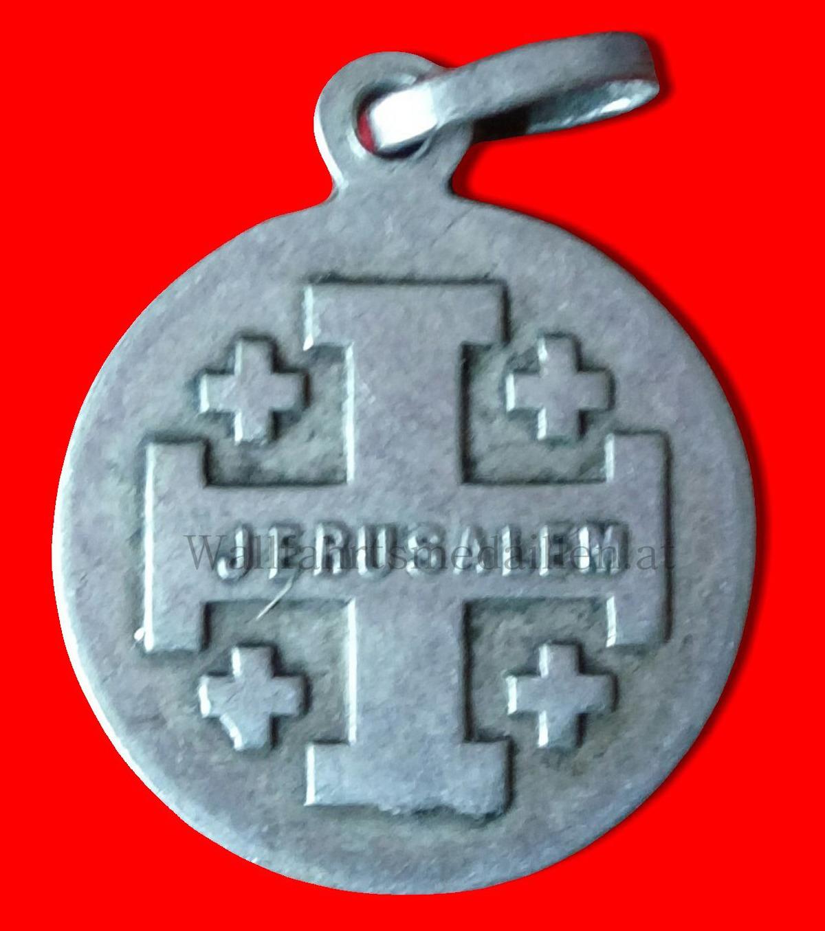Das Jerusalemkreuz