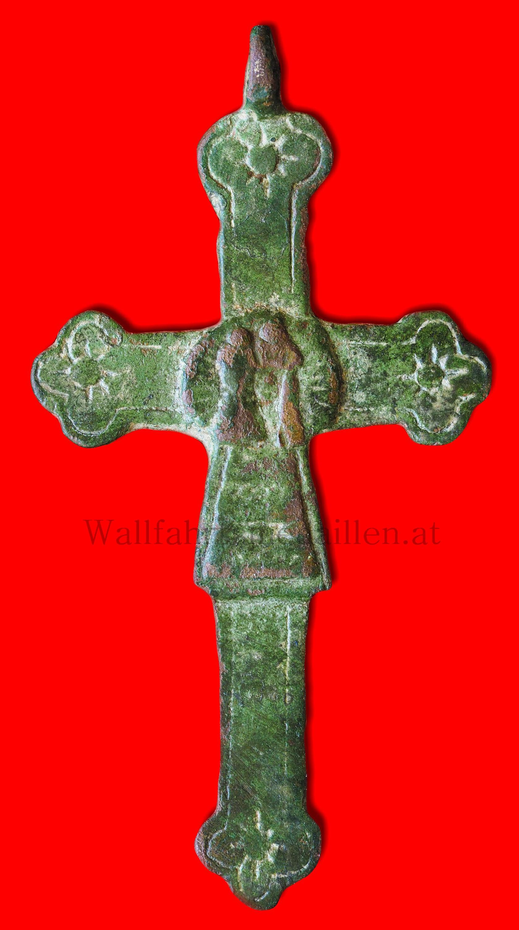 Dreipasskreuz XVIII Jhd