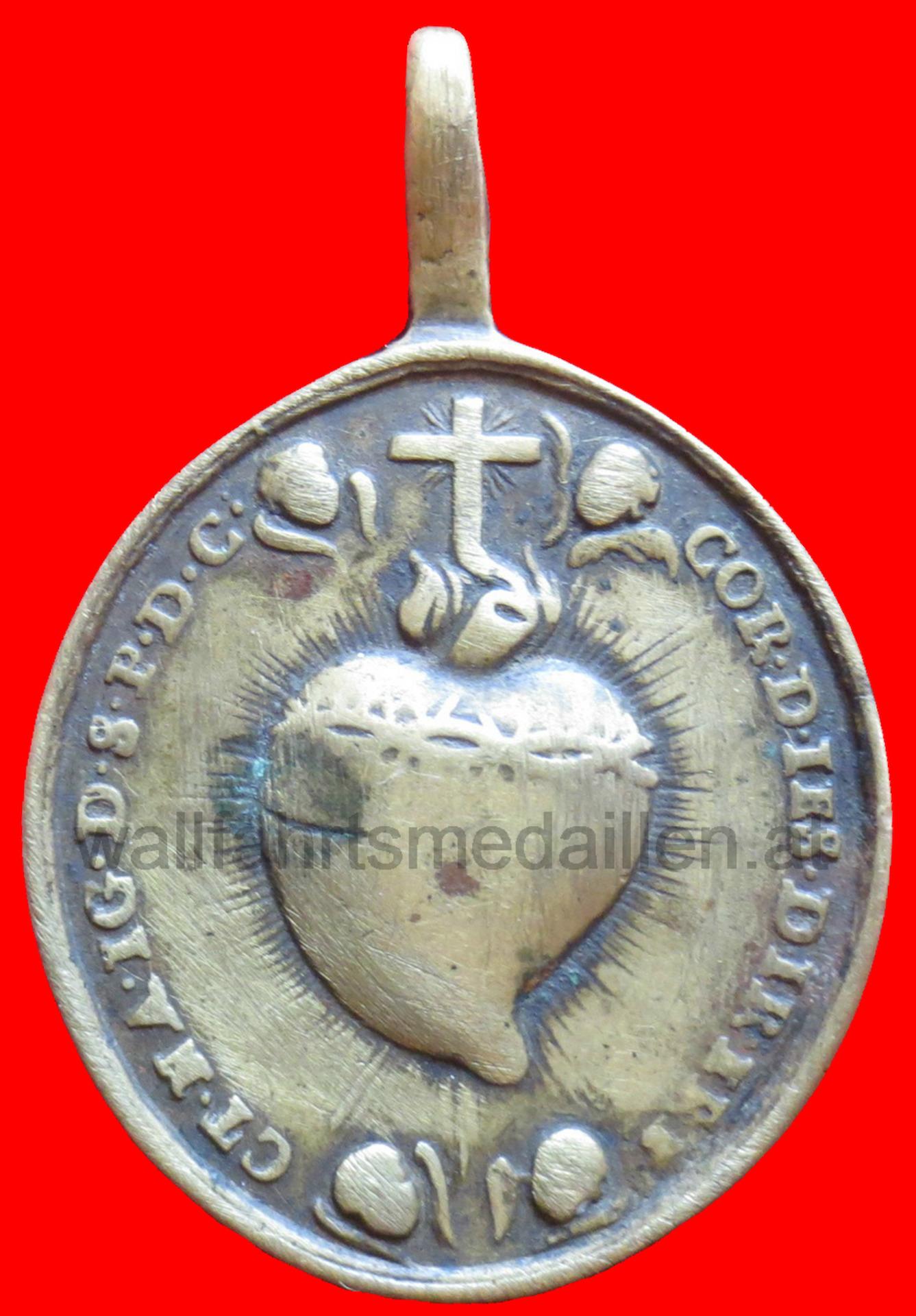 Das heiligste Herz Jesu