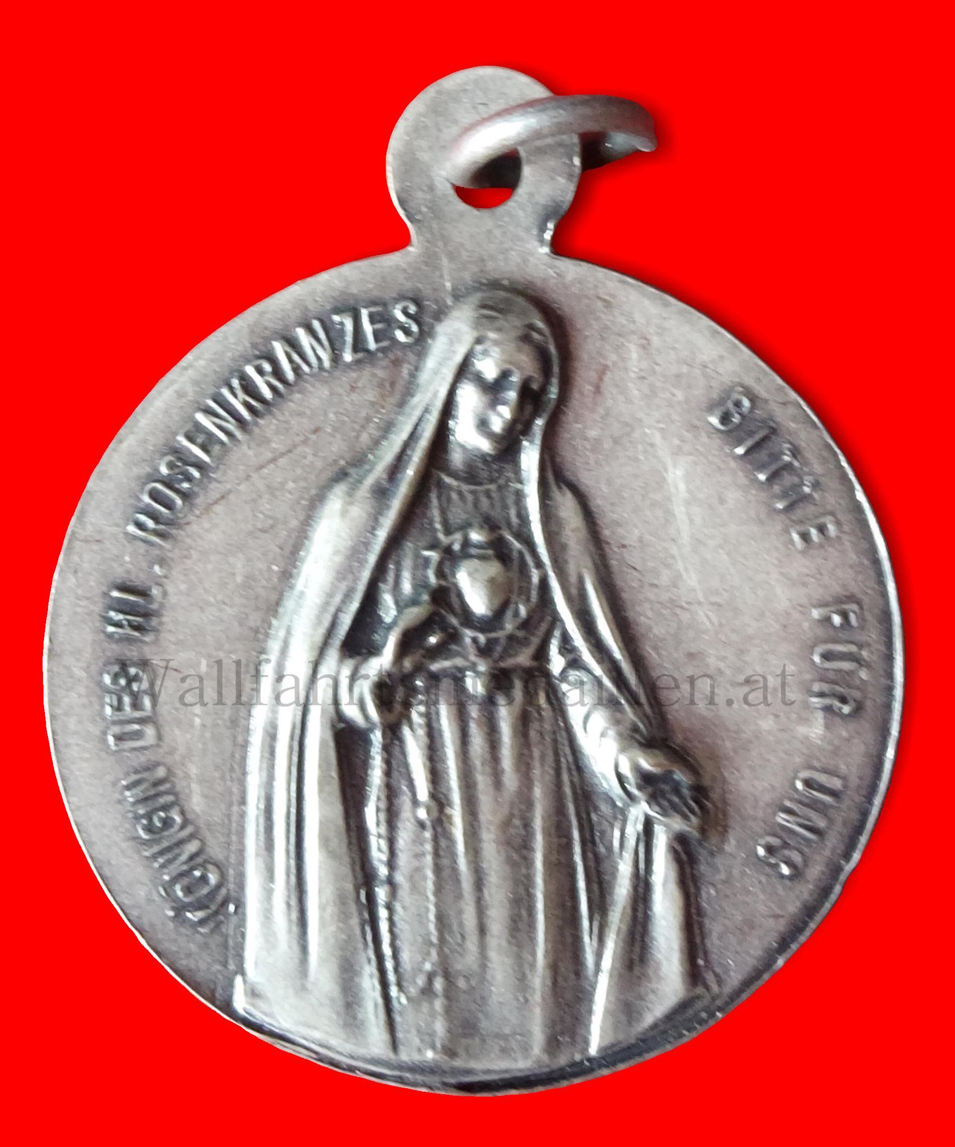 Königin des heiligen Rosenkranzes