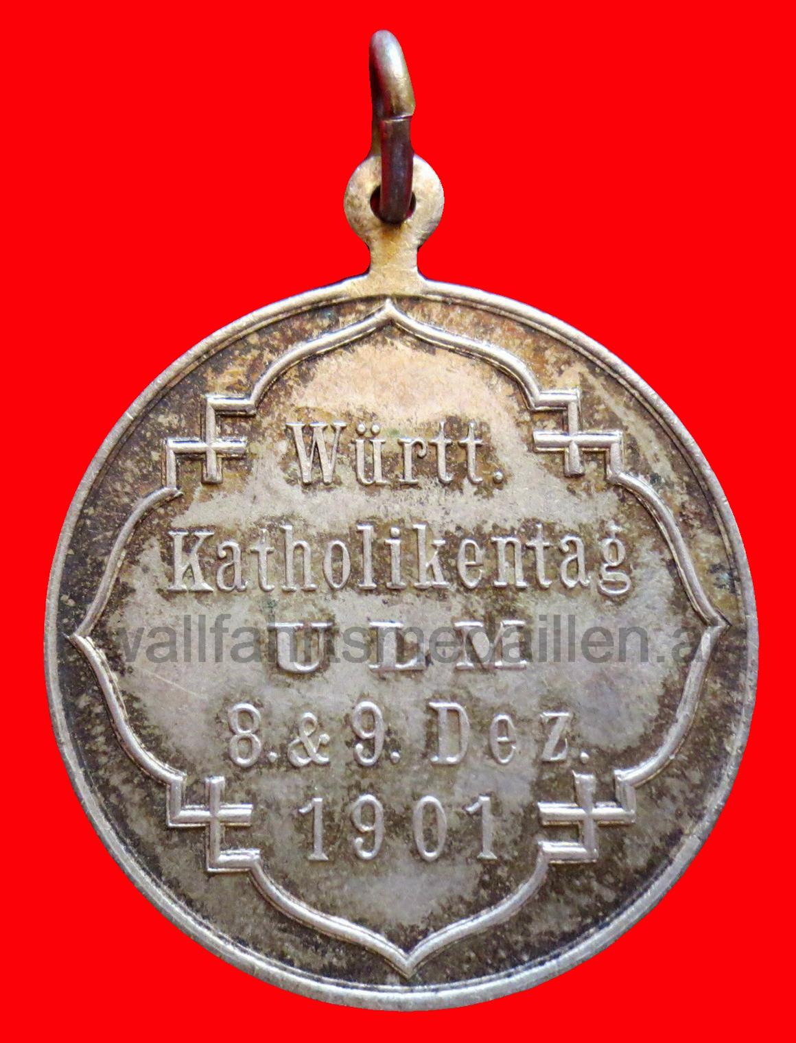 Katholikentag Ulm 1901