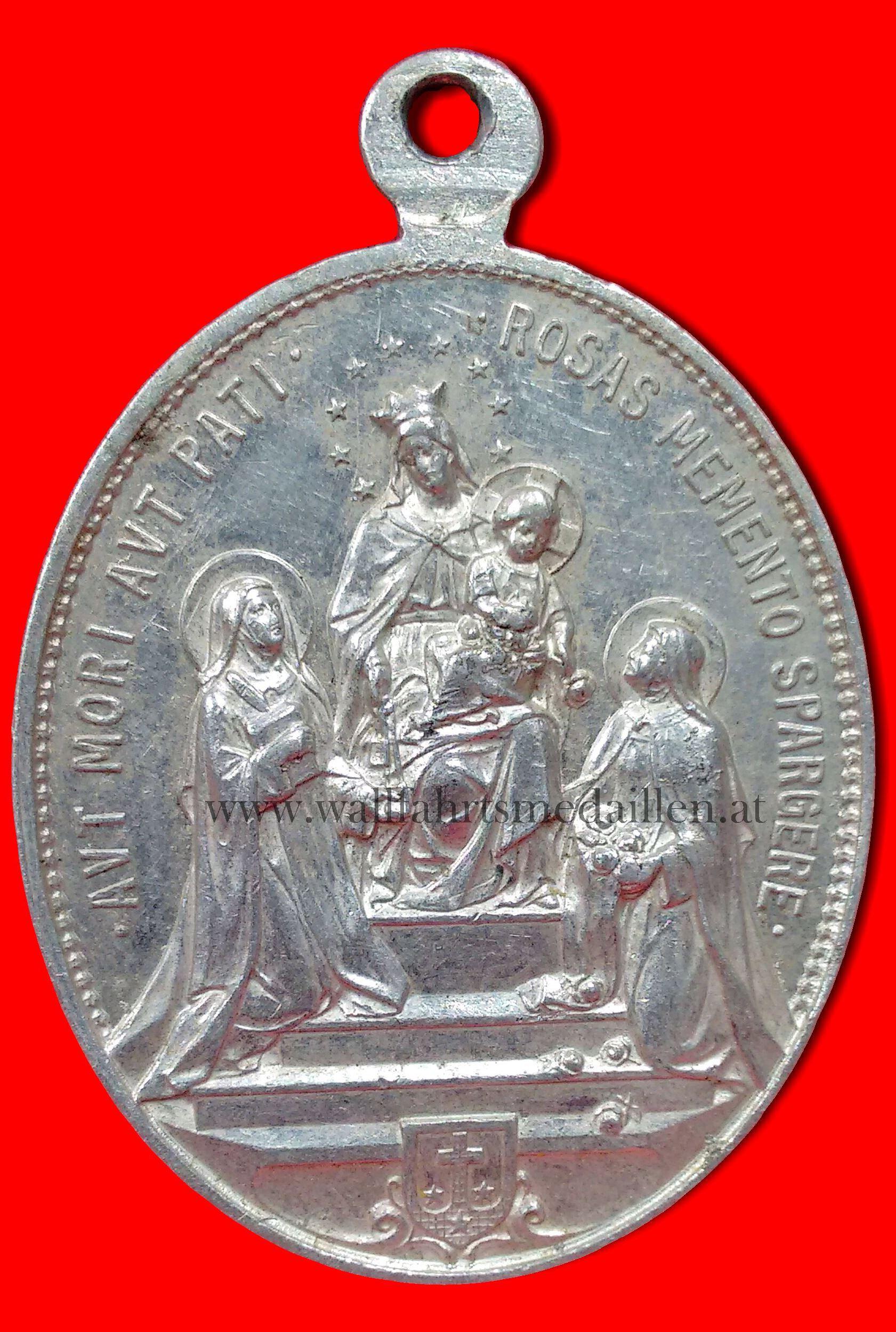 Maria Königin des heiligen Rosenkranzes