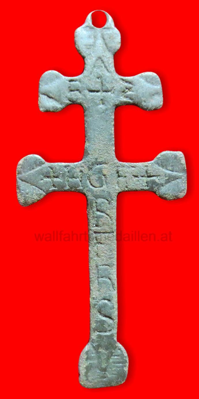 Caravaca Kreuz (Pestkreuz)