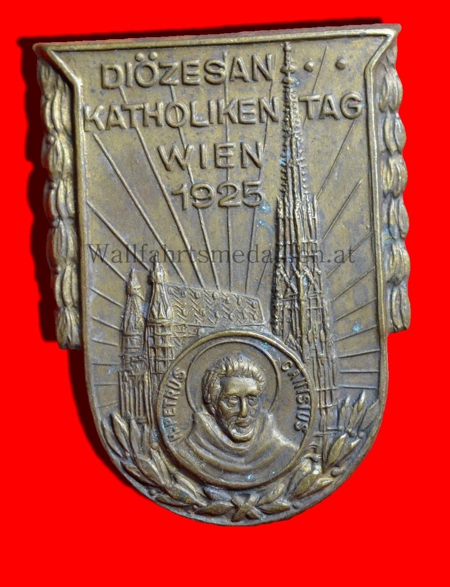 Diözesan Kaholikentag Wien 1925